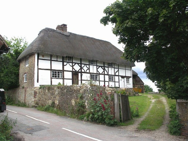 Timber-style Thatched Cottage