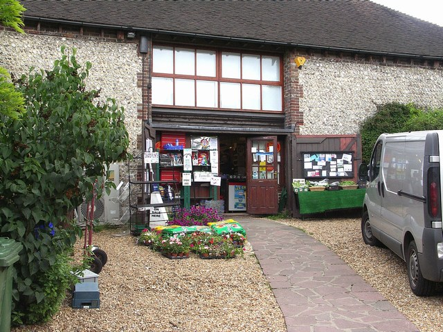 The Village Shop, Amberley