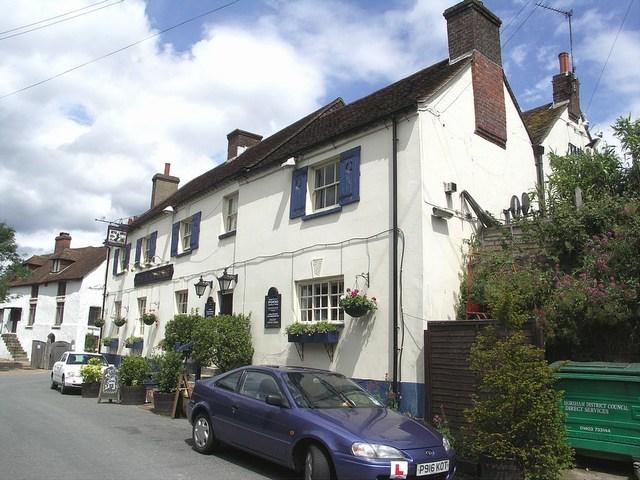Black Horse Pub, Amberley