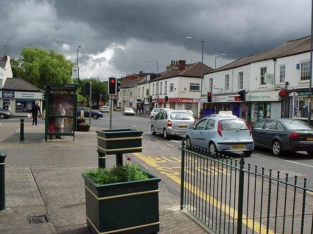Normanby Cross Roads