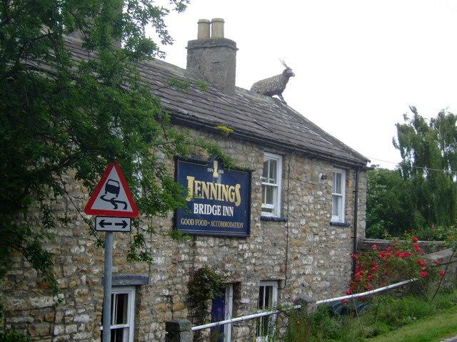 Bridge Inn, Grinton in Swaledale