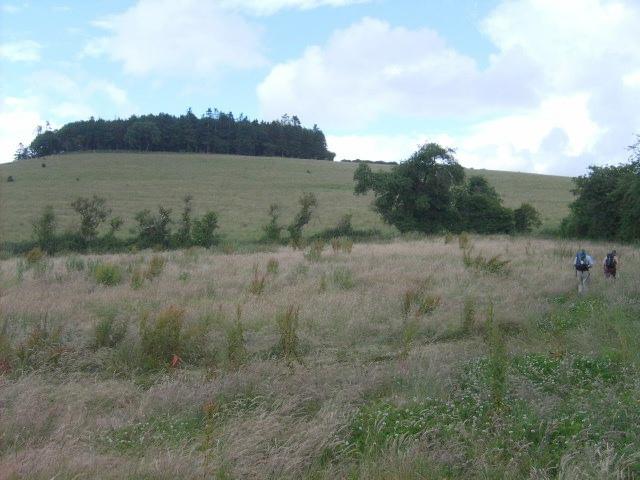Path from Much Wenlock