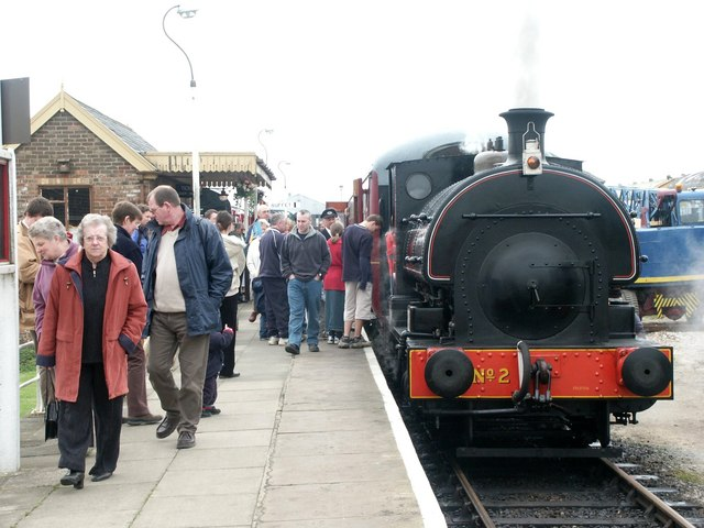 Railway Station, Ludborough