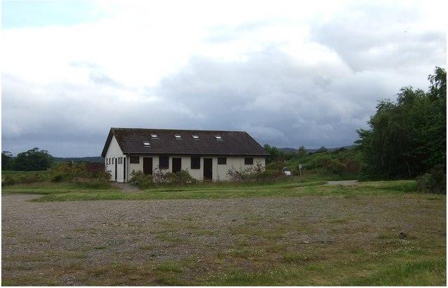 Sports' Pavilion, Brora