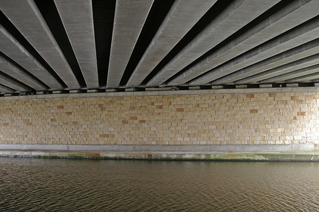 Underneath the M65