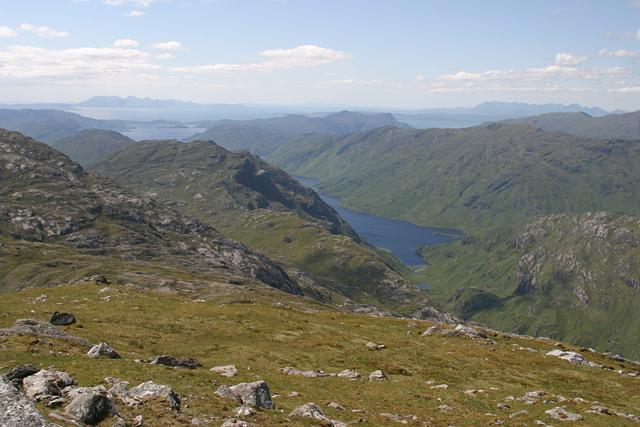 The western ridge