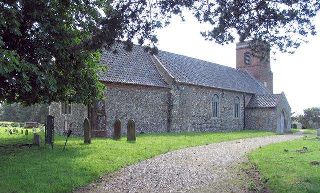St John, Hoveton, Norfolk