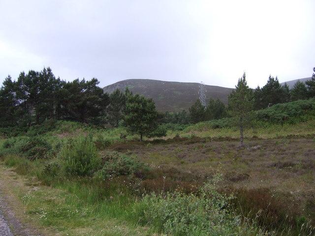 View towards Killin Rock
