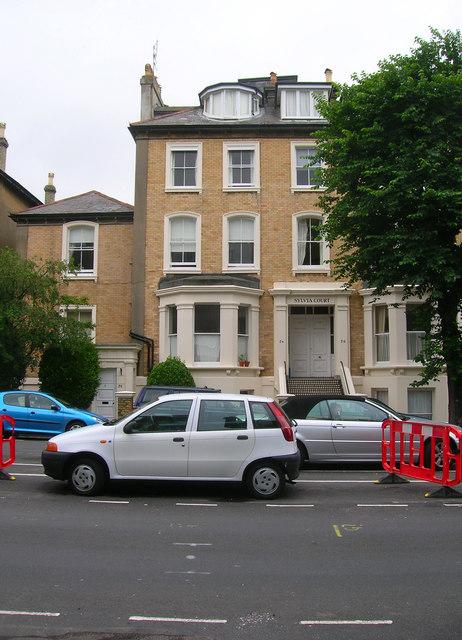Sylvia Court, Wilbury Road