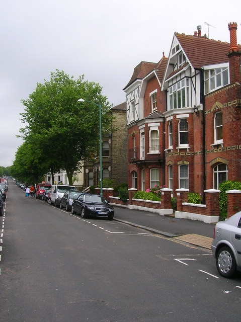 Wilbury Road - Southern End