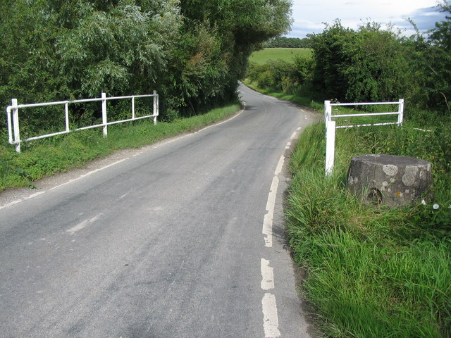 Culvert on New Road