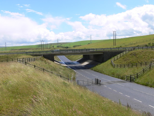Under Heads Of The Valleys  Road