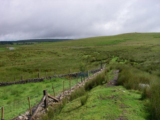 Remains of Ystradfellte Railway