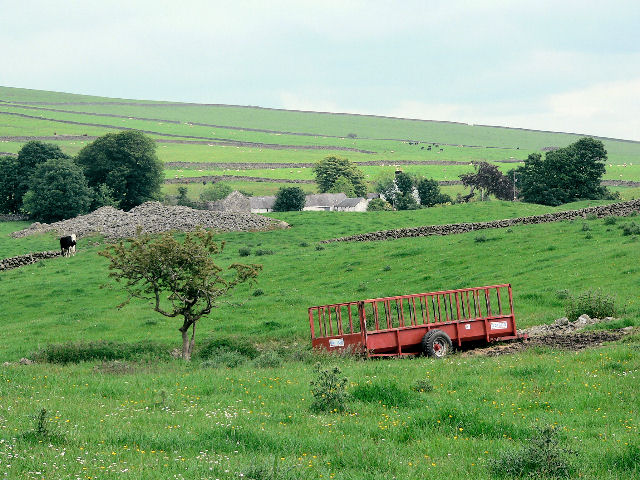 Fleughlarg Farmstead