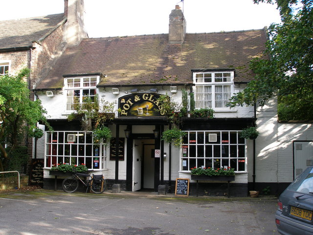 The Pot and Glass Public House