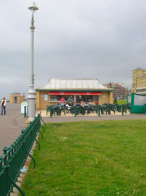 The Lawns Cafe