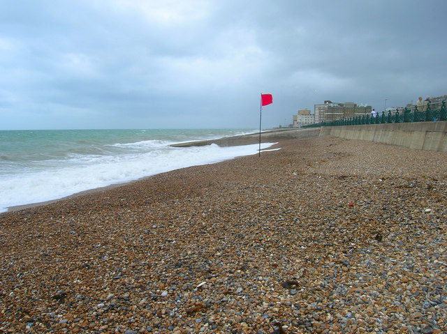 Red Flag, Hove Beach
