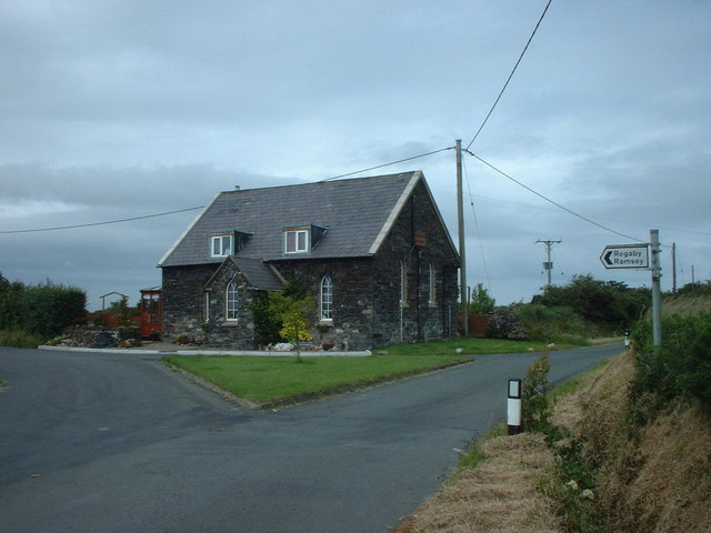 Converted chapel at Glascoe
