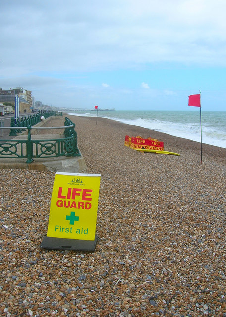 Lifeguard Post, Hove Beach