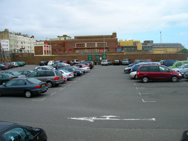 Car Park, King Alfred Leisure Centre