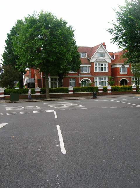 The Priory, New Church Road
