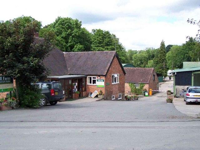 Mill Farm Caravan Park