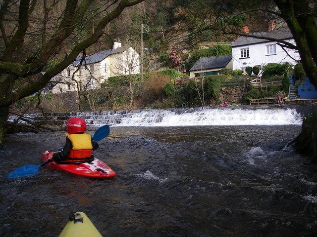 Dulverton Weir