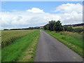 TL0766 : Drive to Grange farm by Les Harvey