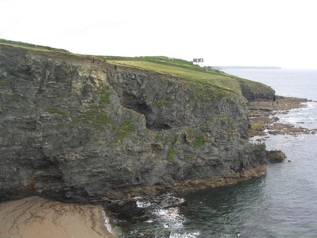 Bullion Cliff