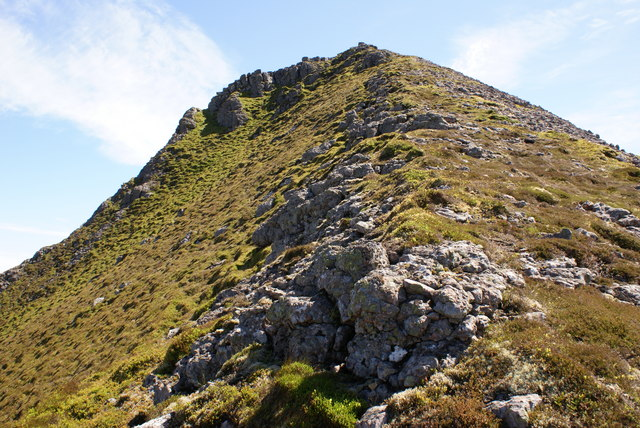 Morven West Ridge