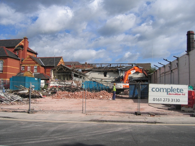 Demolition on Union Street #3