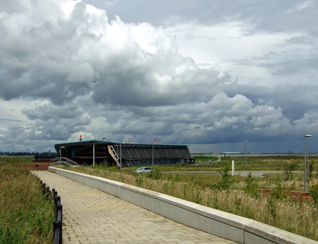 Waters' Edge Visitor Centre