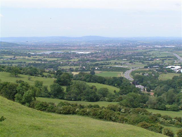 Birdlip view point
