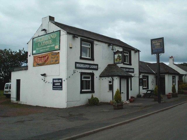 Highland Laddie Inn
