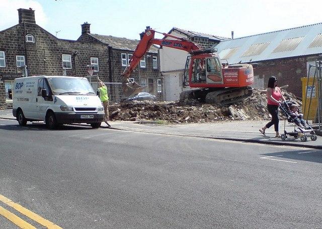 Demolition, 96 Town Street (3)