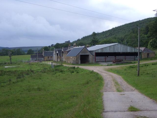 Gordonbush Home Farm