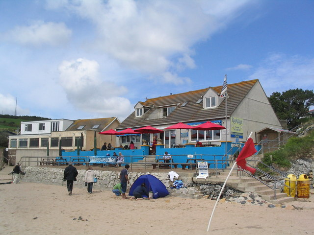 The Beachcomber Cafe, Praa Sands