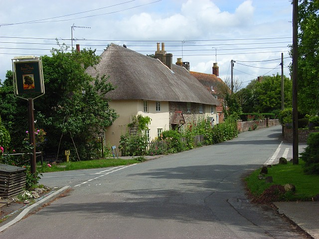 Cottages, Great Wishford