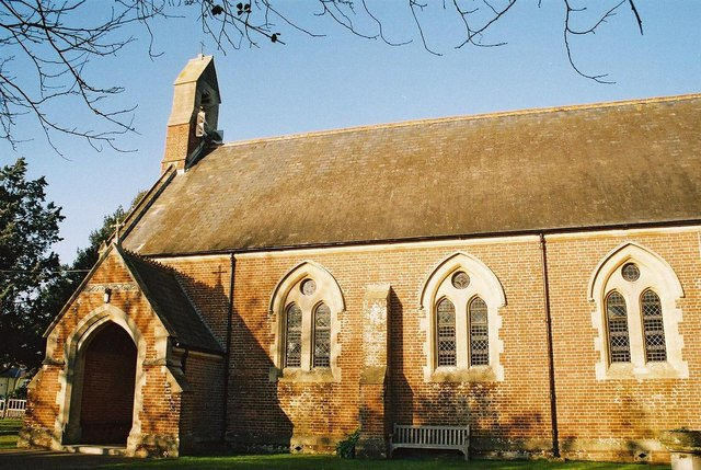 Burton: parish church of St. Luke