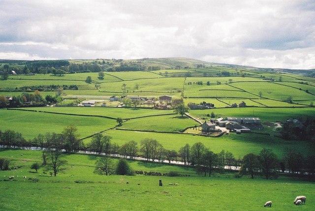 Nidderdale near Pateley Bridge