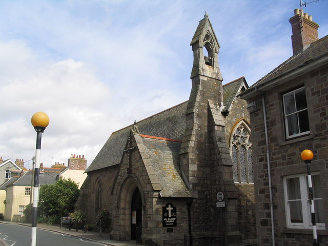 Church of All Saints, Marazion