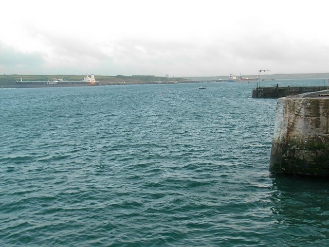 Minerva at the jetty