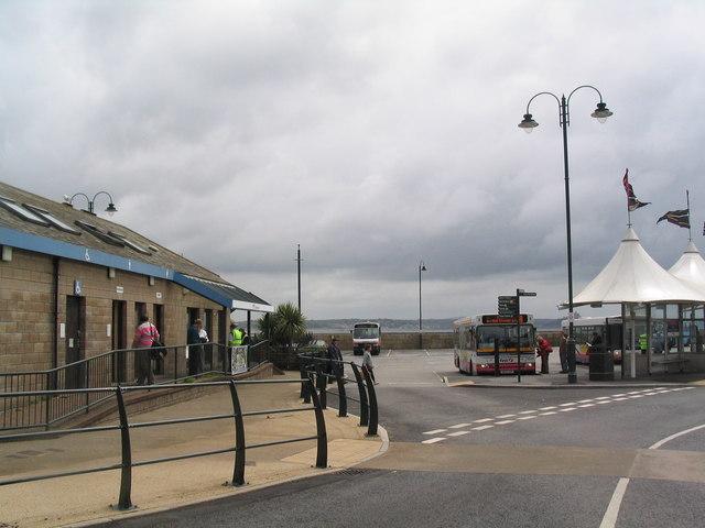 Public conveniences, Penzance Bus Station