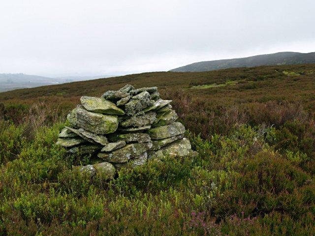 Summit Cairn, Creag Gharbh