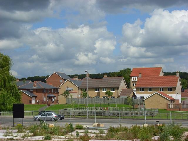 Houses, Tidworth