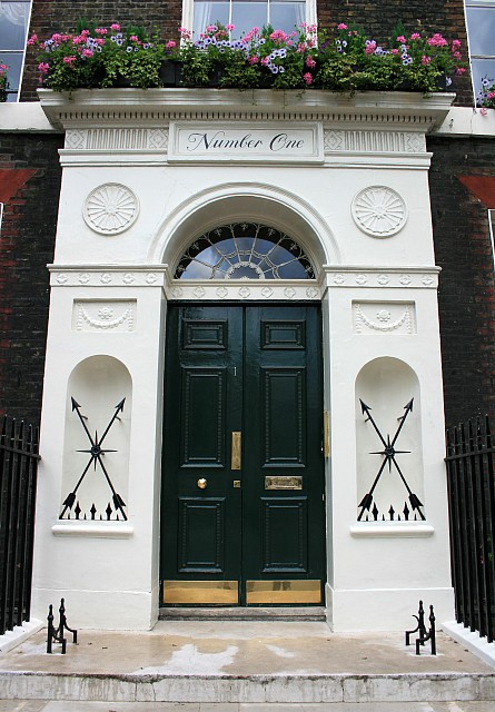 Number One, Bedford Square