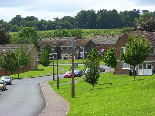 Sidbury Circular Road, Tidworth