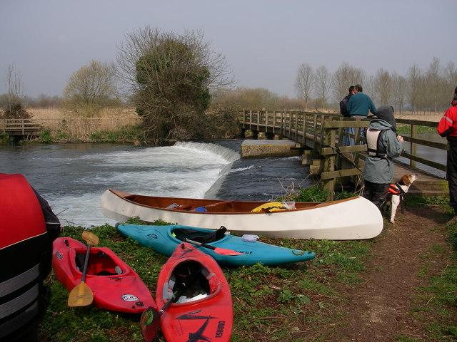 Weir and Footbridge