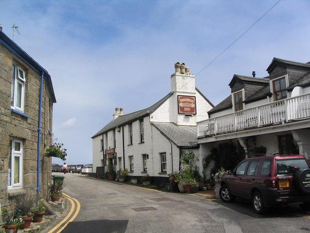 Tolcarne Inn, Newlyn