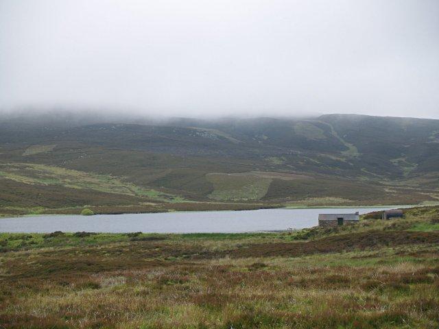 Pitcarmick Loch